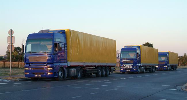 Boom na używane ciężarówki – ceny skoczyły o kilkadziesiąt procent.