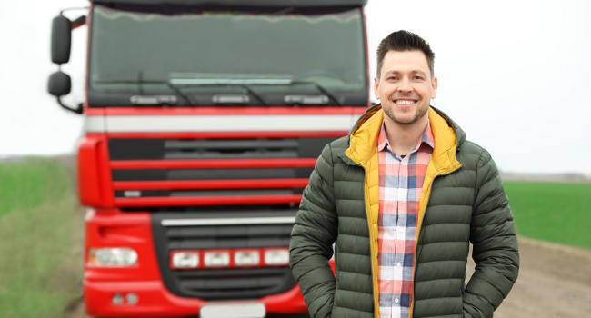 Kim jest polski kierowca ciężarówki ?