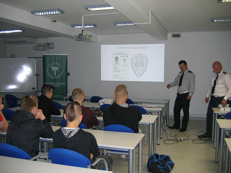 Szkolenie uczniów