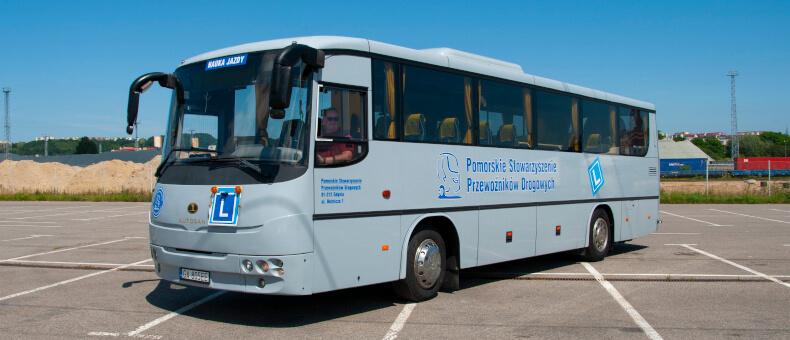 PSPD Gdynia. Nauka jazdy kat. D