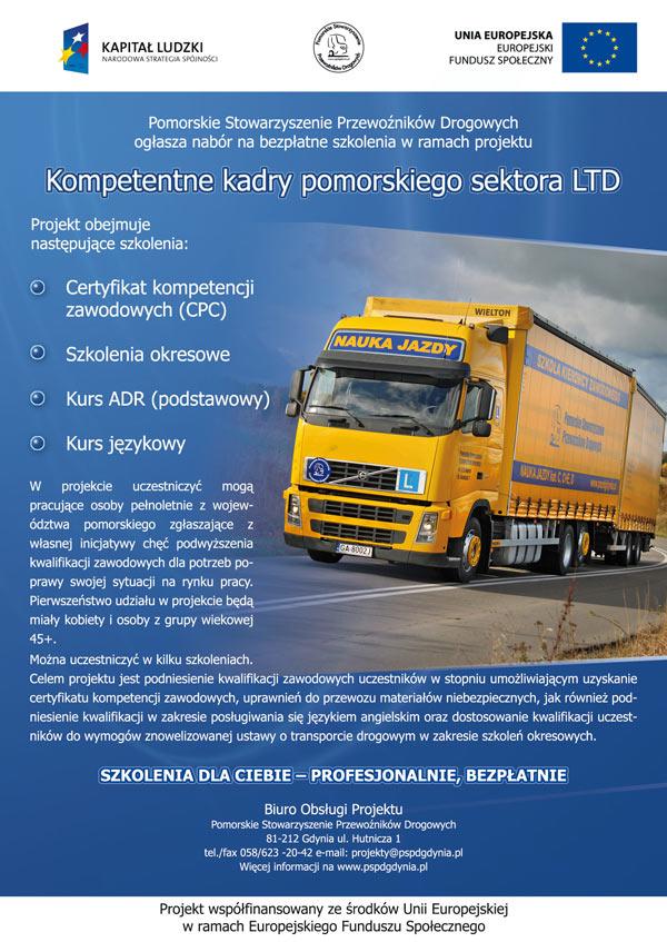 Kompetentne kadry pomorskiego sektora LTD